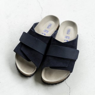 """<img class='new_mark_img1' src='https://img.shop-pro.jp/img/new/icons13.gif' style='border:none;display:inline;margin:0px;padding:0px;width:auto;' />BIRKENSTOCK Kyoto Suede Leather SFB """"Midnight""""[ミッドナイト]"""