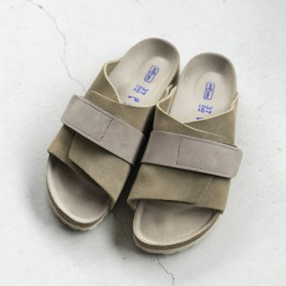 """<img class='new_mark_img1' src='https://img.shop-pro.jp/img/new/icons13.gif' style='border:none;display:inline;margin:0px;padding:0px;width:auto;' />BIRKENSTOCK Kyoto Suede Leather SFB """"Gray Taupe""""[グレートープ]"""