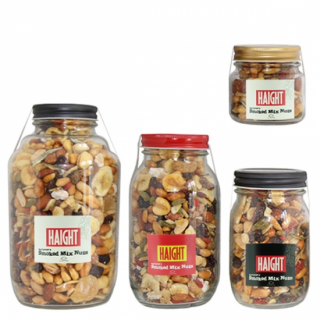 MUNCHIE FOODS / SMOKED MIX NUTS × HAIGHT - 145g