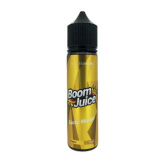 BOOM JUICE / EXOTIC MANGO - 60ml