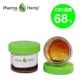PHARMA HEMP / PURE CBD WAX 1g / 68%