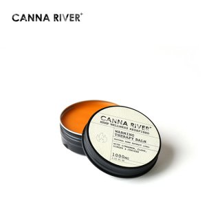 CANNA RIVER / CBD WARMING THERAPY BALM - 57.5g / 1000mg