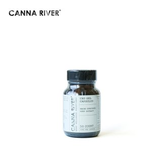 <img class='new_mark_img1' src='https://img.shop-pro.jp/img/new/icons31.gif' style='border:none;display:inline;margin:0px;padding:0px;width:auto;' />CANNA RIVER / CBD GEL CAPSULES 25MG/PC 50PCS.