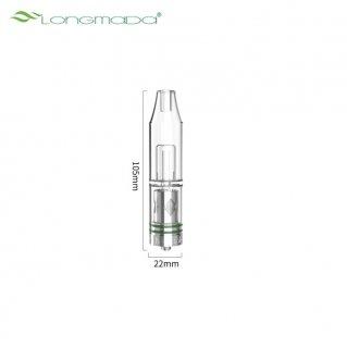 LONGMADA / CRYSTAL - GLASS BUBBLER TANK