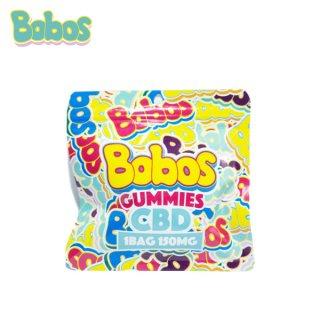 BOBOS / CBD GUMMIES (6pcs) - 150mg