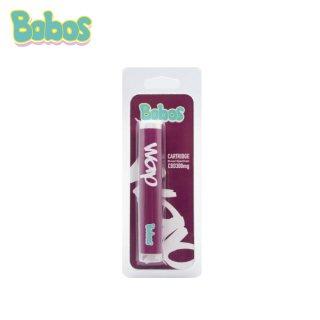 BOBOS / CBD CARTRIDGE - WAP / 1ml / 300mg