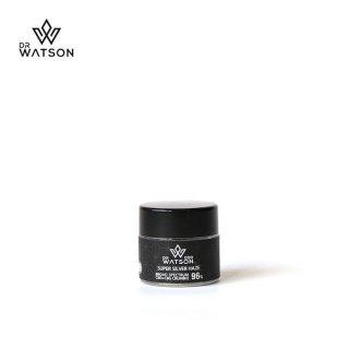 DR WATSON / BROAD SPECTRUM WAX CBD+CBG 96% - SUPER SILVER HAZE