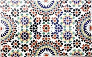 モロッコ タイル L