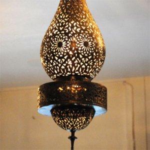 真鍮ランプ  メナラM/ゴールド