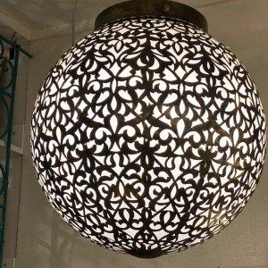 真鍮ランプ  ルシオールL/ゴールド