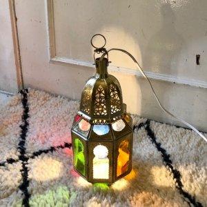 真鍮ランプ  ポワール/ミックス