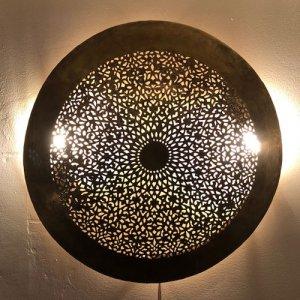 真鍮ブラケットランプ  ミモザ/ゴールド