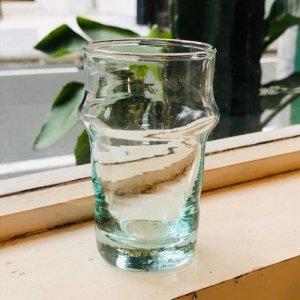 モロッコ リサイクルグラス M