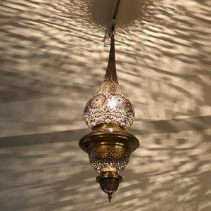 真鍮ランプ  メナラL/ゴールド