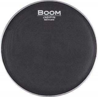 ASPR  BOOM BM/BBK バスドラム用メッシュヘッド 【カラー:ブラック】