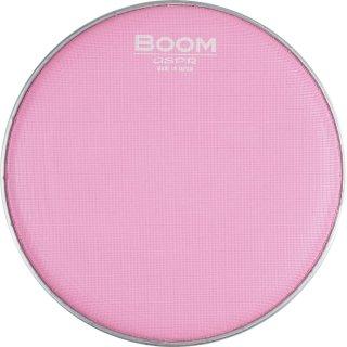 ASPR  BOOM BM/BPI バスドラム用メッシュヘッド 【カラー:ピンク】