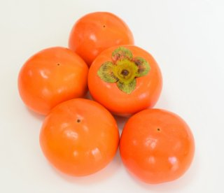 尾藤さんの京都城陽柿【5個入り】