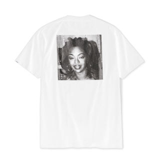 """Ernie Paniccioli for INTERBREED """"L.Boogie Off Shot SS Tee"""" / White"""