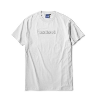 Pile Patched Logo SS Tee / Ash