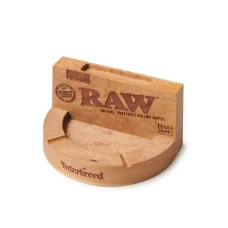 "RAW × INTERBREED ""Big Wall Ashtray"" (w/ Incense Holder) / Natural"