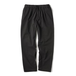 Relaxed Chino Trouser / Black