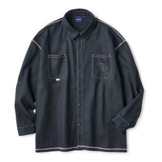 Flip Shirt / Black