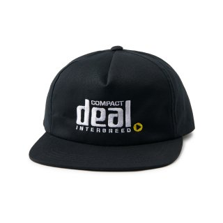 Small Business Snapback / Black