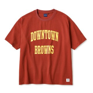 BROWNS College SS Tee / Cardinal