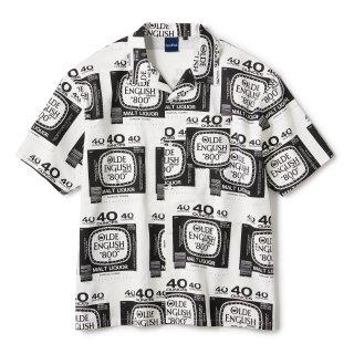 Drunkers Shirt / White