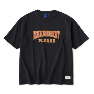 Mo Money Heavyweight Tee / Black