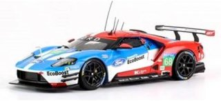 予約品 1/43 フォード GT  ル・マン24時間 18位 LMGTE-Proクラス優勝 2016 #68<br>