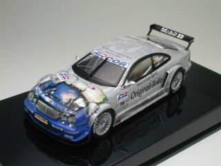 1/43 メルセデス・ベンツ CLK DTM 2001 #14 T.Jager<br>