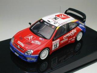 1/43 シトロエン クサラ WRC モンテカルロ 優勝 2003 #18 S.Loeb D.Elena<br>