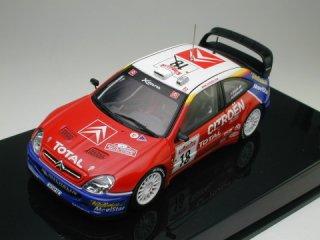 1/43 シトロエン クサラ WRC サンレモ 優勝 2003 #18 S.Loeb D.Elena<br>
