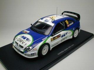1/18 シトロエン クサラ WRC キプロス 2005 #16 M.Stohl<br>