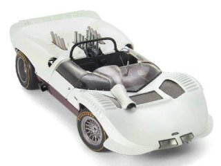 1/18 シャパラル 2 ウィングタイプ プロトタイプ II 1965 ホワイト<br>