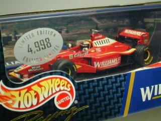 1/43 ウィリアムズ FW20 1998 #2 H.H.フレンツェン<br>