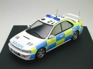"""1/43 スバル インプレッサ WRX North Yorkshire Police """"Crime Stoppers""""UK<br>"""