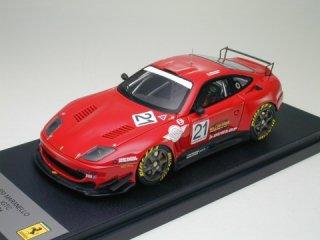 1/43 フェラーリ 550 マラネロ Hitotsuyama Racing JGTC 2004 #21<br>