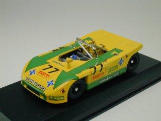 1/43 ポルシェ 908/3 モンツェニー 1972 #77<br>