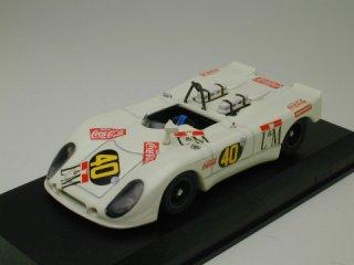 1/43 ポルシェ 908/2 フランダー テンポラーダ 1970 #40<br>