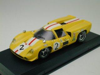 1/43 ローラ T70 クーペ ブランズ・ハッチ 1968 #2<br>