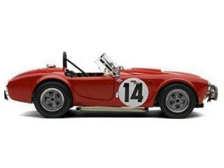 1/18 AC コブラ 289 コンペティション セブリング12時間 1963 #14<br>