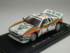 1/43 ランチア ラリー 037 ポルトガルラリー 2位 1985 #4 M.Biasion<br>