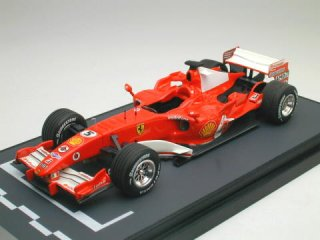 1/43 フェラーリ F 248 Press Version 24 January 2006 #5 M.シューマッハ<br>