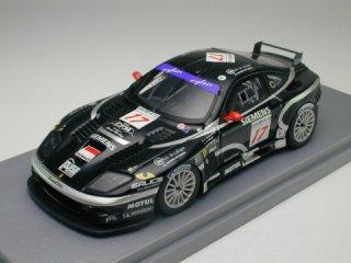 1/43 フェラーリ 575 GTC Team JMB スパ・フランコルシャン24時間 2004 #17<br>