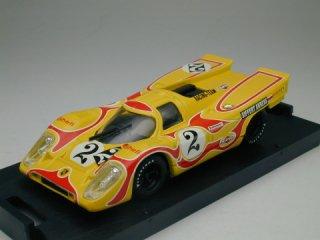 1/43 ポルシェ 917K MARTINI RACING キャラミ 1970 #2<br>