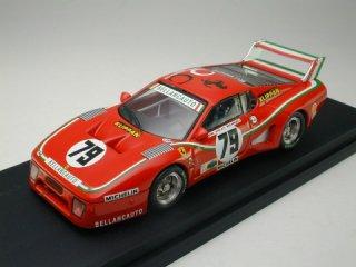 1/43 フェラーリ 512BB LM ル・マン24時間 1980 #79<br>
