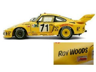 1/18 ポルシェ 935 Turbo ル・マン24時間 1979 #71<br>
