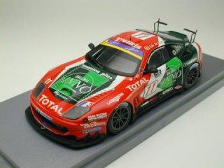 1/43 フェラーリ 550 マラネロ Larbre Competition スパ・24時間 3位 2005 #1<br>